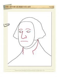 Drawing American Art Volume I by Kristin J. Draeger, Step 5