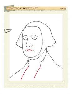 Drawing American Art Volume I by Kristin J. Draeger, Step 6