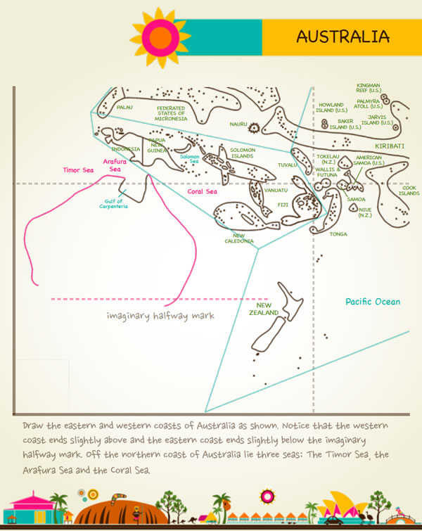 Draw Oceania by Kristin J. Draeger, Page 65