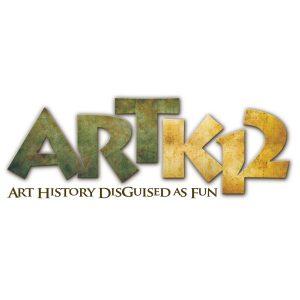 ARTK12: Art History Disguised as Fun