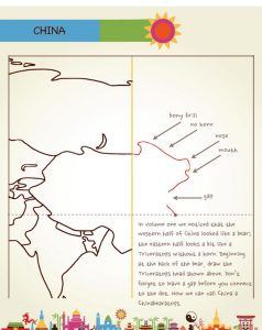 Draw Asia Volume II by Kristin J. Draeger, Page 8