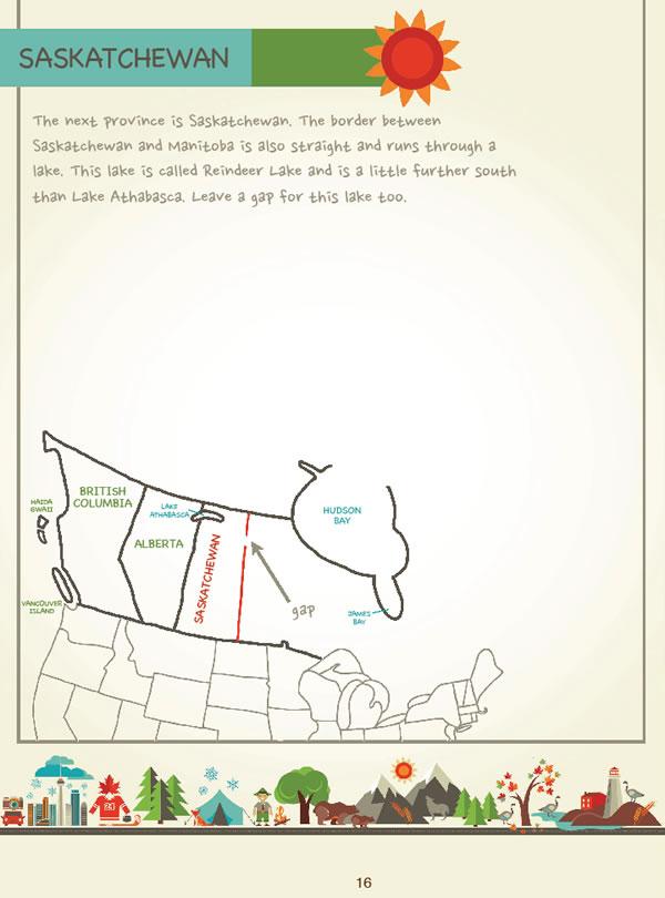 Draw Canada and Greenland | Kristin J. Draeger on