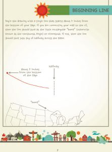 Draw Canada and Greenland by Kristin J. Draeger, Page 7