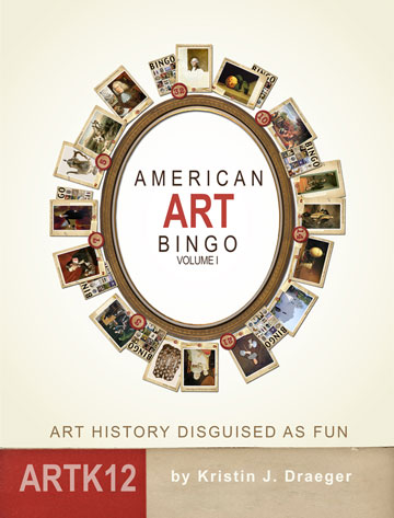 American Art Bingo Vol I by Kristin J. Draeger