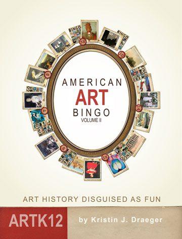 American Art Bingo: Volume II