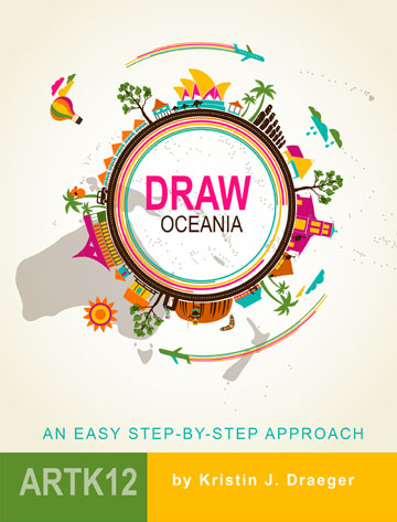 Draw Oceania by Kristin J. Draeger