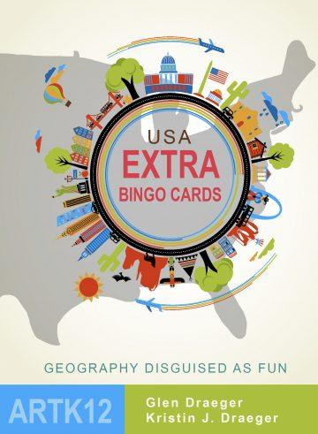 USA Extra Bingo Cards